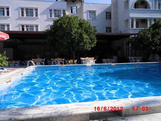 Korient Hotel : общий вид