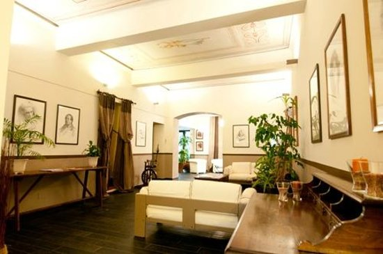 Albergo Ristorante Sant'Eustorgio: Hall