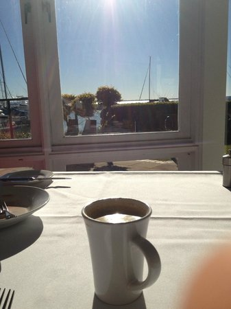 Anchorage Port Stephens: View from breakfast