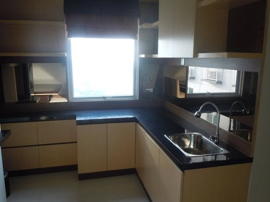 Nagoya Mansion Hotel & Residence: Kitchenette2