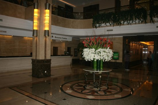 Zhejiang Media Hotel: The Lobby