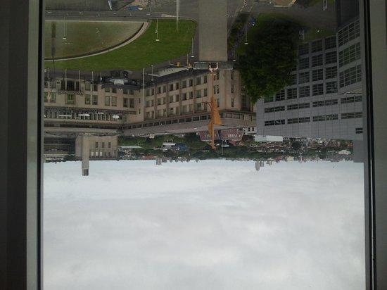 Novotel Den Haag World Forum: Uitzicht van kamer 823