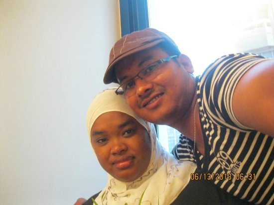 Mercure Abu Dhabi Centre Hotel: Me and my Habibi