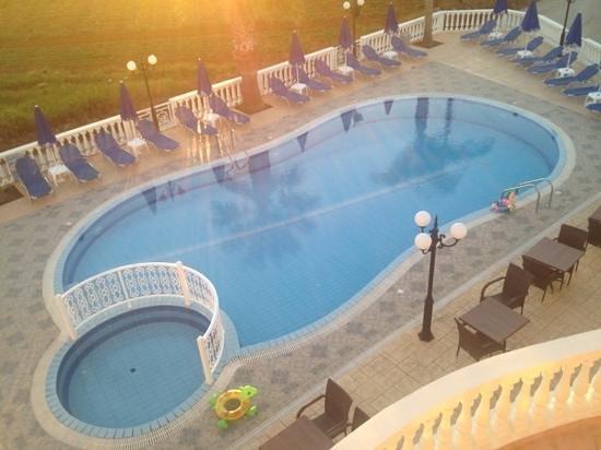 Arkadia Hotel: pool