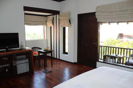 Kiridara Luang Prabang: our room