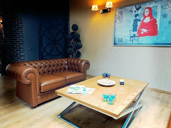 Akin Suites Istanbul: Akin Suites Brand new lobby