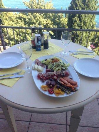 Parco Vacanze Monti E Mare: Balkon 1 Zimmer AP