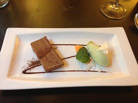 Chez Oki : dessert