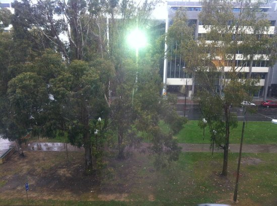 Novotel Canberra: View from the window