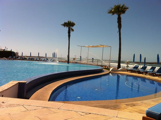 Piscine photo de l 39 amphitrite palace skhirat tripadvisor for Piscine amphitrite