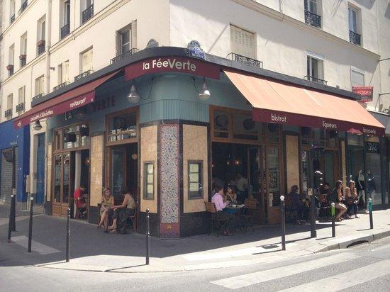 Restaurant Rue De La Roquette Paris