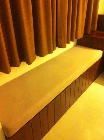 De coze' Hotel: sitting area