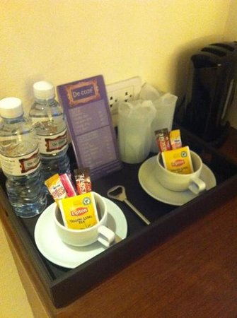De coze' Hotel: mini bar
