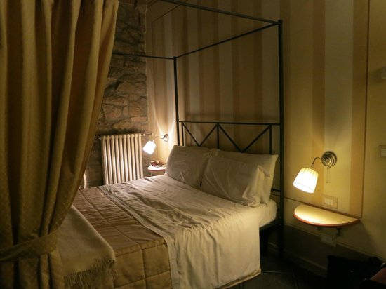 Porta Castellana: Our room
