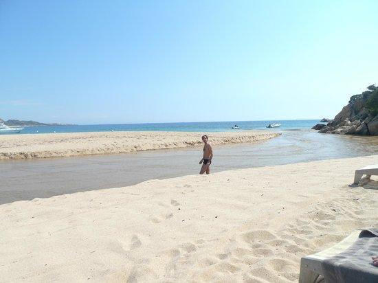 Domaine de Murtoli: la plage