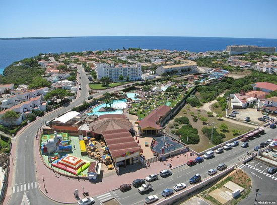 Cala'n Blanes, Hiszpania: aquacenter ciutadella