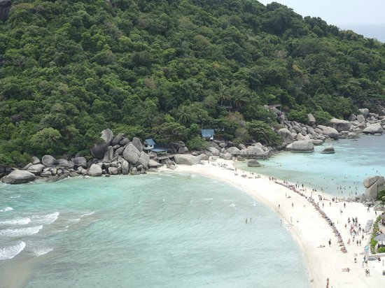 Koh Tao & Koh Nang Yuan Snorkeling Tour - B-PROJECT: Koh Nang Yuan