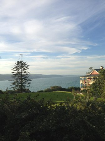 Grand Pacific Hotel Lorne: Our room with a view