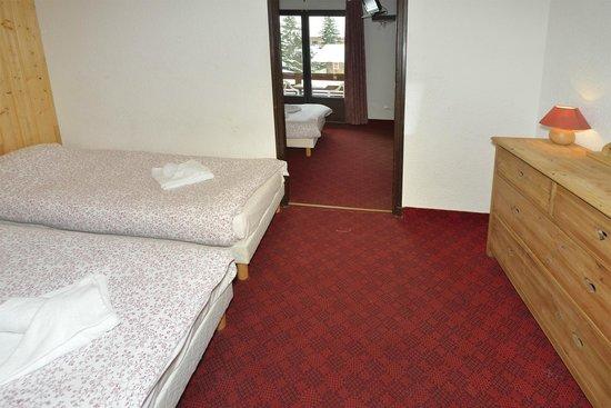 Le Cairn Hotel : Chambre familialle