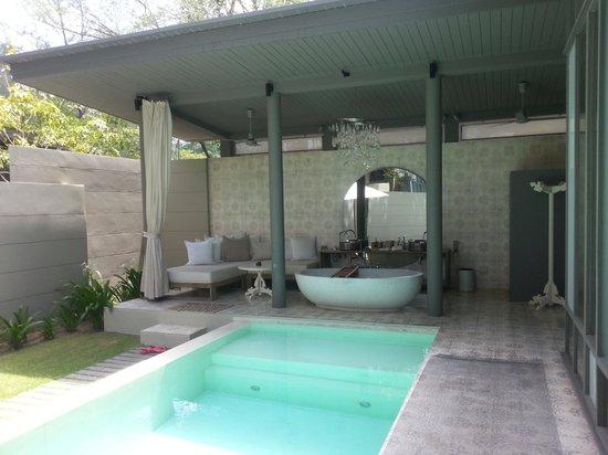 SALA Phuket Resort & Spa: open concept