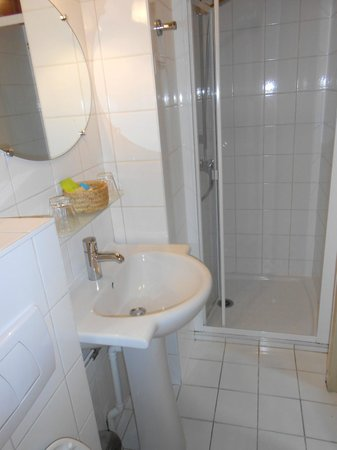 Hotel le Cobh : Salle de bain