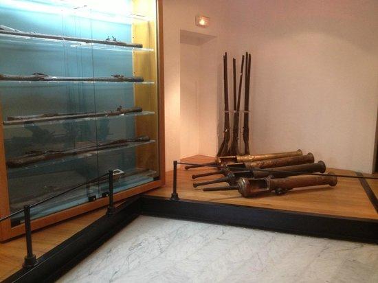 Vieux Agde: musée de l'éphèbe au Cap ' Agde