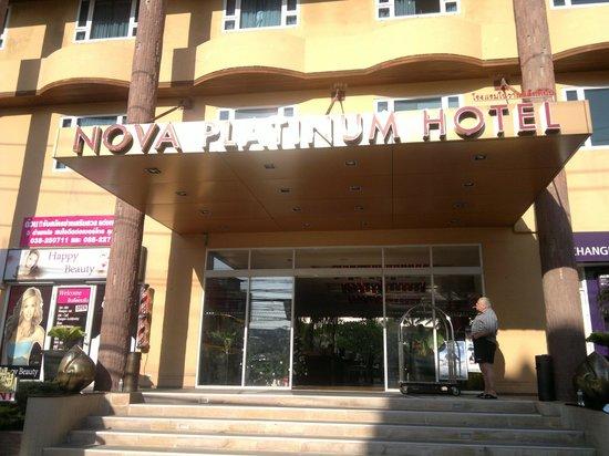 Nova Platinum Hotel Pattaya: NOVA