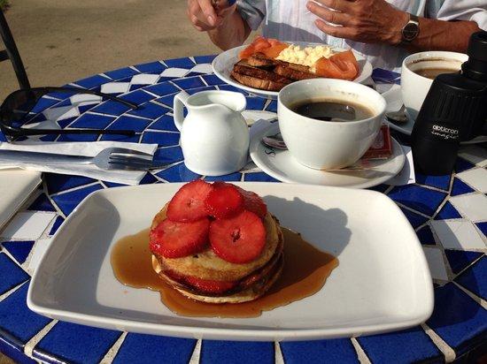 Cliffhanger Cafe: Delicious breakfast