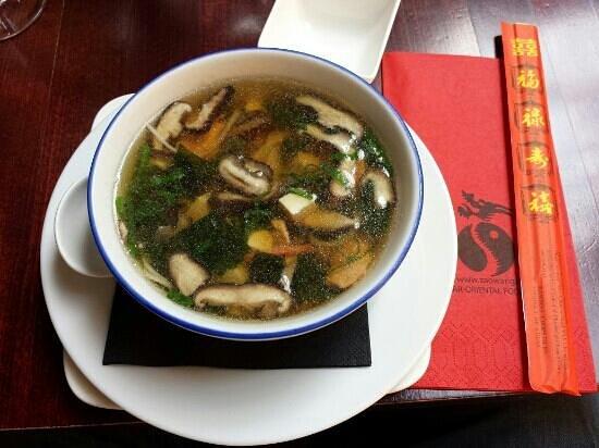 Zaowang: soepje