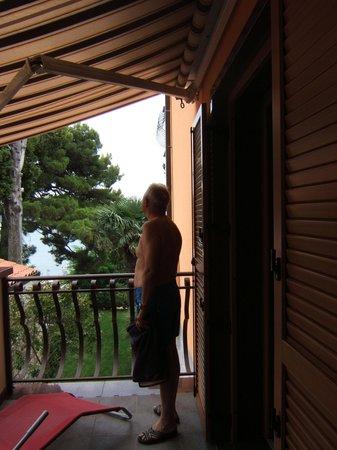 Pension SILVIA: vista dalla stanza 7