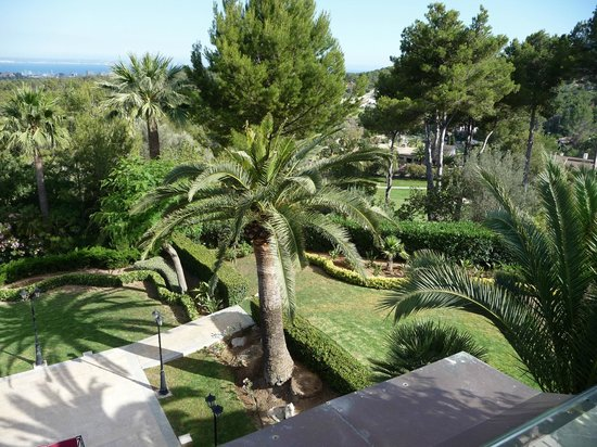 Castillo Hotel Son Vida, a Luxury Collection Hotel: Gardens at Castillo