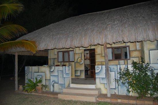 Bonito Bay: Außenansicht eines Bungalows