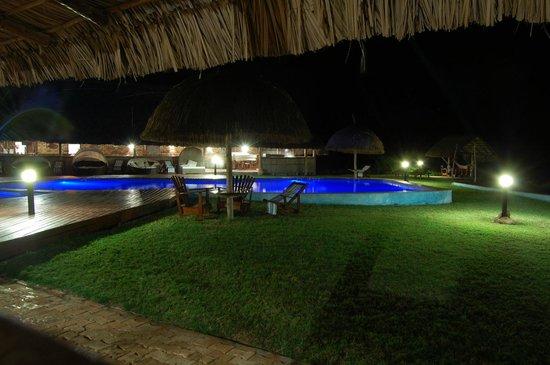 Bonito Bay: Bis 22 Uhr immerhin ansprechend beleuchtet