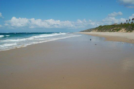Bonito Bay: Einsamer Strand