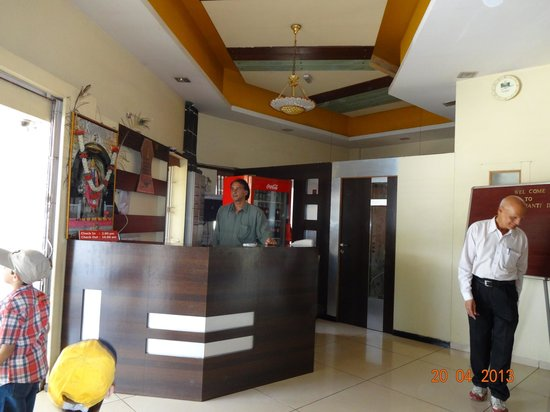 Shanti Inn: Reception