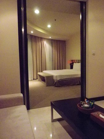 Palace Hotel Saigon: room