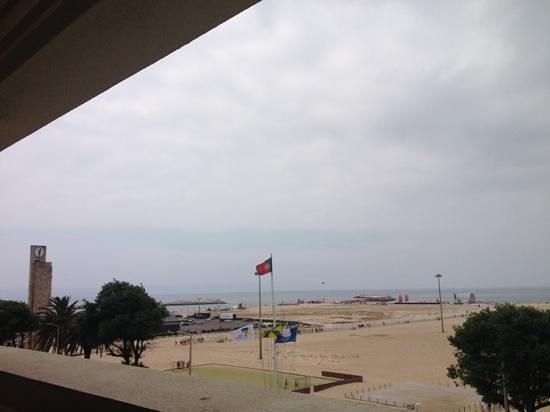 Mercure Figueira da Foz: uitzicht vanuit kamer 315