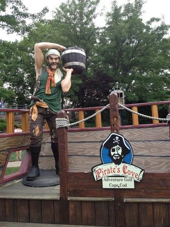 Pirate's Cove : Add a caption