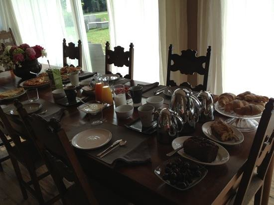 B&B A Casa di Delia: colazione a casa di Delia