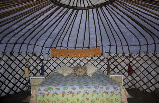 Photo of Andalucia Yurts Gaucin