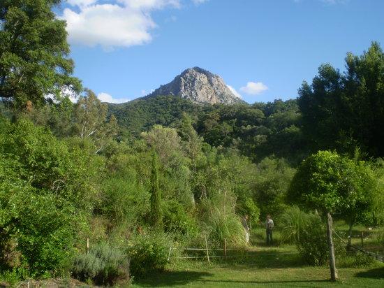 Andalucia Yurts: La Crestellina mountain