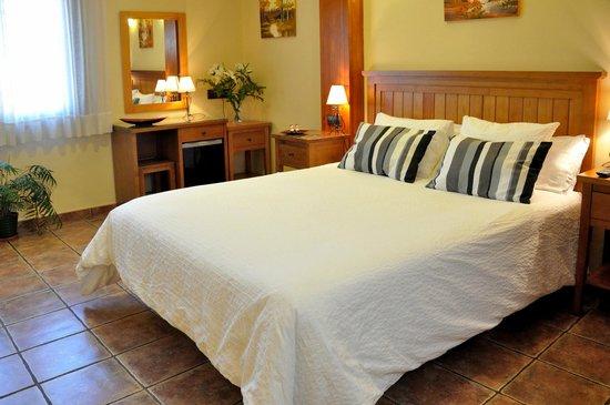 Hotel Medina de Toledo : Double room