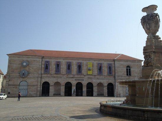 Musee des Beaux-Arts et d'Archeologie de Besancon