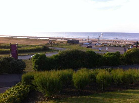 Belambra Clubs - Omaha Beach : Vu de l'entrée/salle à manger