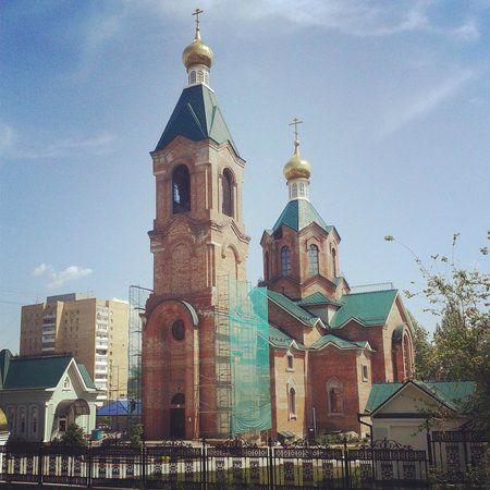 ‪Church of Saint Patriarch Tikhon of Moscow‬