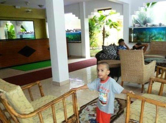 Stay Simple Peninsula Beach Resort: trip to goa