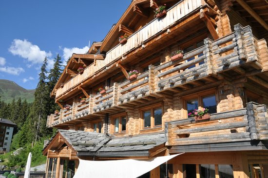 The Lodge Verbier: The Lodge