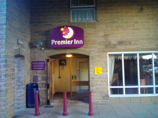 Premier Inn Leeds / Bradford Airport Hotel: Ingresso