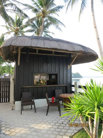 Boracay Gems: Reception and housekeeping store