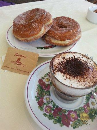 Caffe' Sirena: Un piccolo break